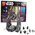 1053 UNIDS LEPIN Space Star Wars Series Kylo Ren Comando de Transporte Modelo de Ensamblaje de Bloques de Construcción de Ladrillos de Juguete Brinquedos