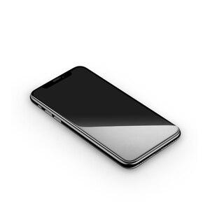 Image 3 - Xiaomi 3D מלא כיסוי מסך מגן Scratchproof מזג זכוכית מסך כיסוי סרט עבור iPhone XS מקס/XS/X/XR/8P/8/7P/7