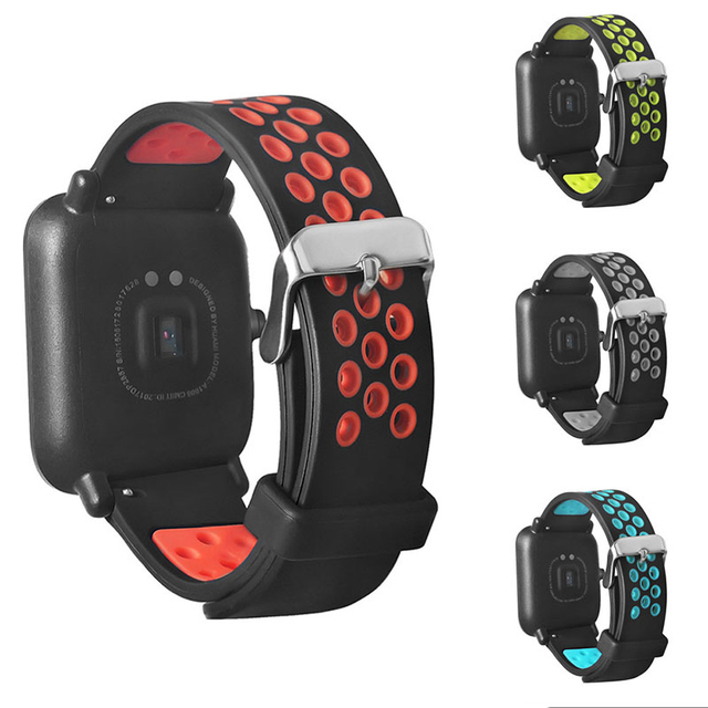 Lightweight Ventilate Wrist Strap Watchband For Xiaomi Huami Amazfit Sports Smar