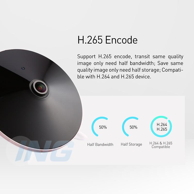 Image 3 - H.265 オーディオフィッシュアイ HD 3MP IP カメラ 1296 P/1080 P パノラマ LED  セキュリティナイトビジョン ONVIF CCTV ビデオ監視カムシステム    グループ上の  セキュリティ