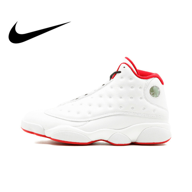 2f6b7a1ee34ec5 Original Authentic Nike Air Jordan 13 Retro3M Mens Basketball Shoes Sneakers  Medium Cut Breathable Sport Outdoor Good Quality-in Basketball Shoes from  ...