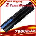 7800 mAh bateria Para Dell Latitude E6230 E6320 E6330 E6430S E6120 E6220 E6320 XFR Série 09K6P 3W2YX 11HYV 0F7W7V 5X317 7FF1K
