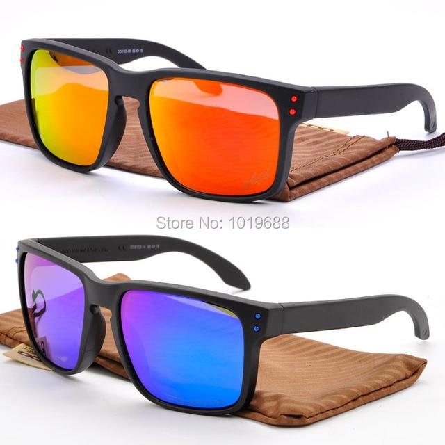 1e48dd1d30ab8 Marca Holbrook gafas de sol gafas de sol polarizadas mejor deportes hombres  y mujeres drivers Rossi