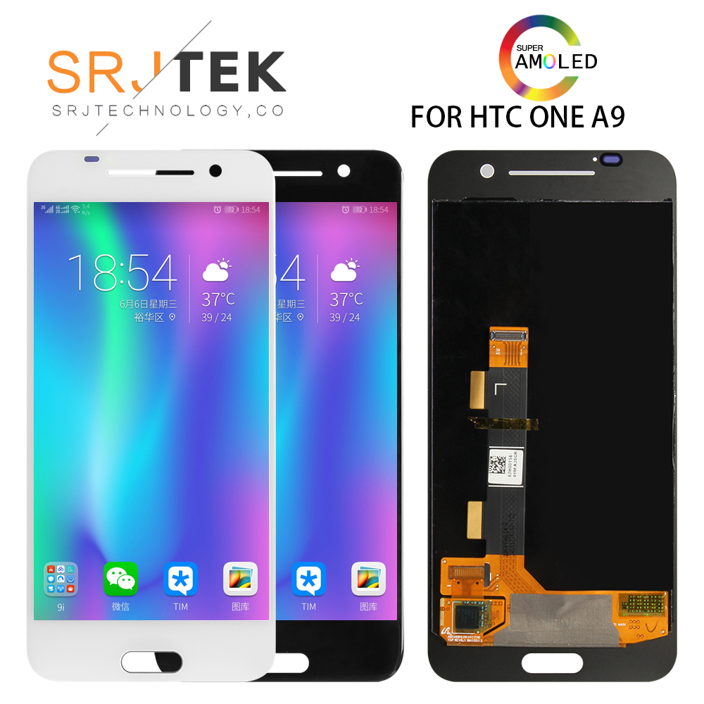 100% Original 5 For HTC ONE A9 LCD Touch Screen HTC ONE A9 Display Digitizer Assembly Replacement Parts A9W A9T A9D100% Original 5 For HTC ONE A9 LCD Touch Screen HTC ONE A9 Display Digitizer Assembly Replacement Parts A9W A9T A9D