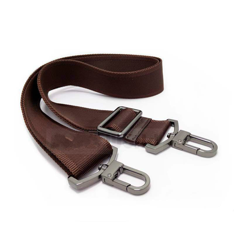 Max 30Kg Loading Strong Hook Nylon Belt Replacement Shoulder Bags Accessory Long Shoulder Strap Briefcase Bag Straps Detachable