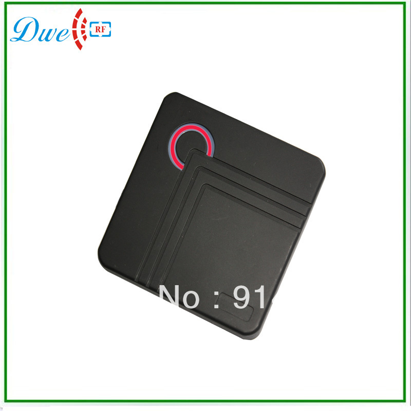 Free shipping  low cost 125khz EM-ID weigand 26 interface proximity access control rfid card reader  one year warranty электромеханическая швейная машина vlk napoli 2100