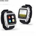 "IP67 водонепроницаемый android Smart Watch phone X01 1.54 ""240*240 экран dual core 512 + 4 GB smart watch GPS 3 Г ZGPAX S8 smartwatch"