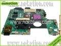 Motherboardfor ASUS M50VM laptop PM45 DDR2 PGA478 com slot para cartão de gráficos de placa-mãe