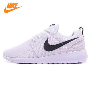 8fce87a24dcf Nike Roshe Run Breathable Women s Running Shoes Trainers Shoes Women  Outdoor Sports