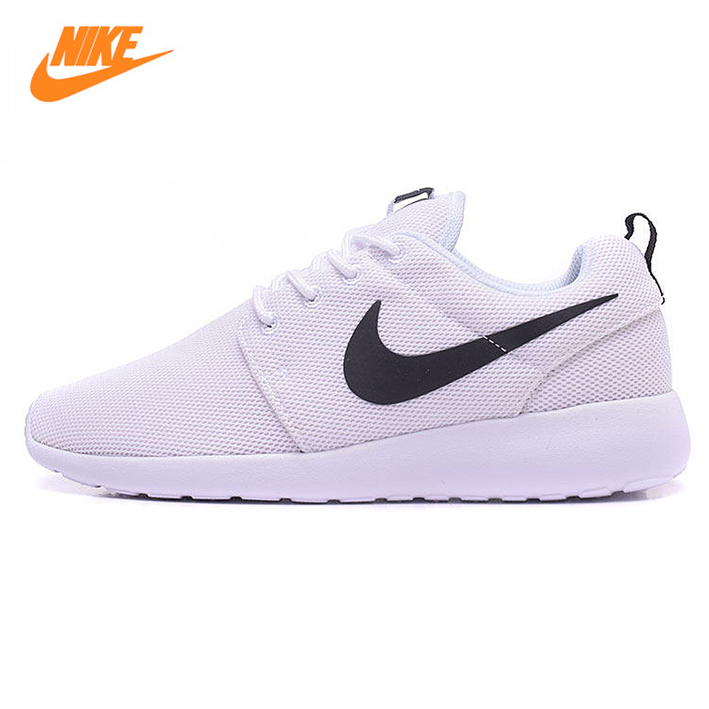Nike Roshe Run Breathable Women's Running Shoes,Original New Arrival Women Outdoor Sports Sneakers Trainers Shoes кроссовки nike muco roshe run br 718552 410 011