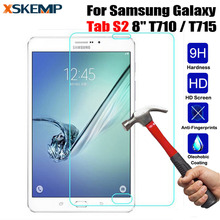 Premium Tempered Glass For Samsung Galaxy Tab S2 8.0 T710 T715