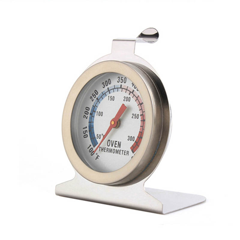 IRONX Food Meat Temperature Stand Up Dial Oven Thermometer Stainless Steel Gauge Gage Kitchen Cooker Baking Supplies FA4