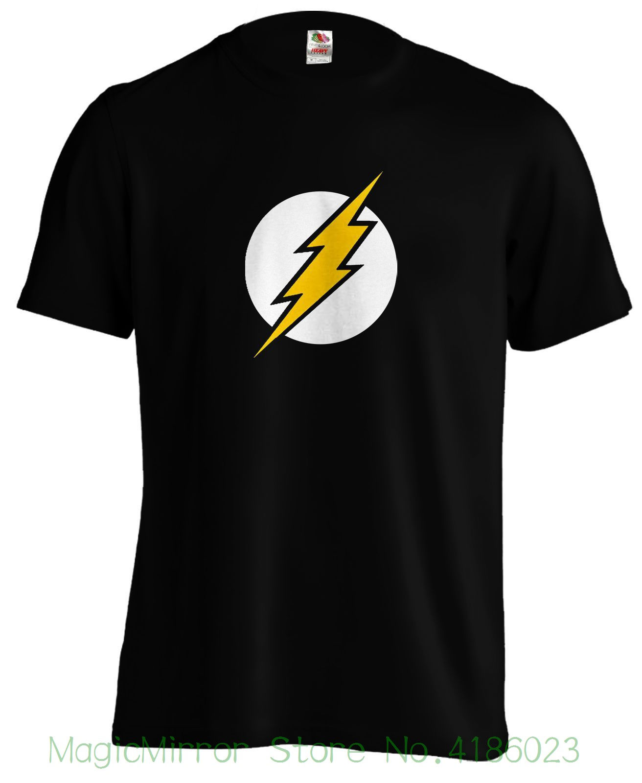 The Flash Comic Geek T-shirt Tee Xmas Christmas Gift Birthday Hip Hop Novelty T Shirts Mens Brand Clothing