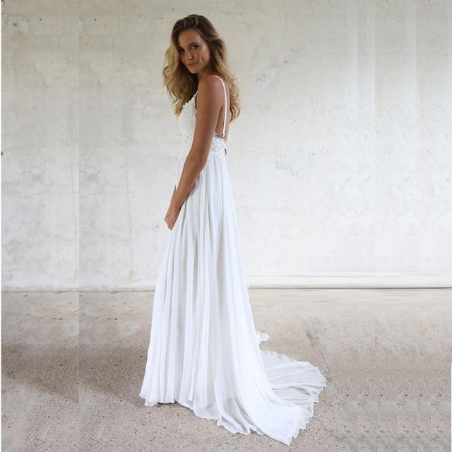 Robe de Mariage Bohème Chic Célia