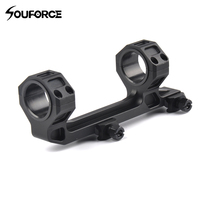 Scope Mount 25 4mm 30mm QD Rings Mount With Bubble Level Fit 20mm Picatinny Rail For