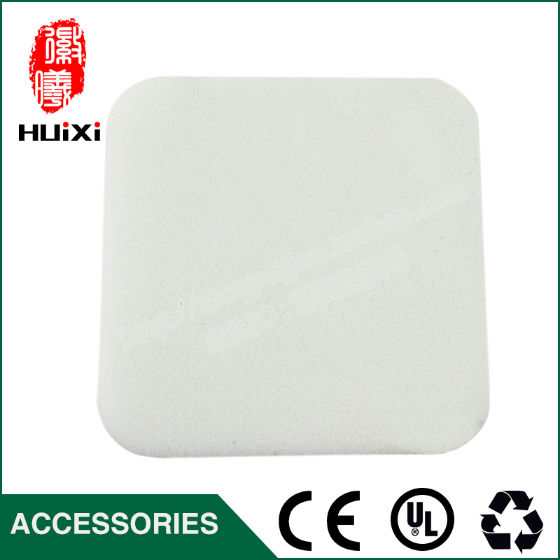 1PCS white Microfiber cloth filter of  Vacuum Cleaner Accessories and parts  Vacuum Cleaner for FC8222  FC8224  FC8220 long uv lamp of wp601 accessories of vacuum cleaner