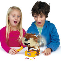 Stealing Bad Dog Bone Shocker Joke Fun Gift For Children The Gadget Of Comedy Parent and Child Funny Games Toy