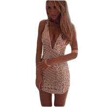 Summer Style Womens Sexy Dresses Party Night Club Dress  Aliexpress2015Summer Sequined Dress Slimming Mujer Vestidos Dresses C169 3423a1991906
