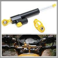 MT07 MT09 FZ MT 09 moto CNC Damper Steering Stabilizer Linear Reversed Safety Control for CBR900 CBR 900 CBR954 CBR 954 02 03