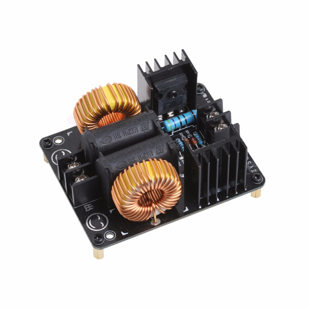 1000W 20A ZVS Low Voltage Induction Heating Coil Module Flyback Driver Heater