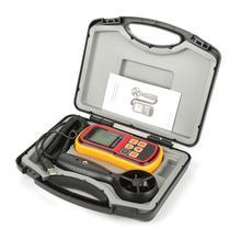 Tester GM8901 Wind-Velocity-Temperature-Meter Air-Speed-Gauge Digital Handheld LCD Backlight