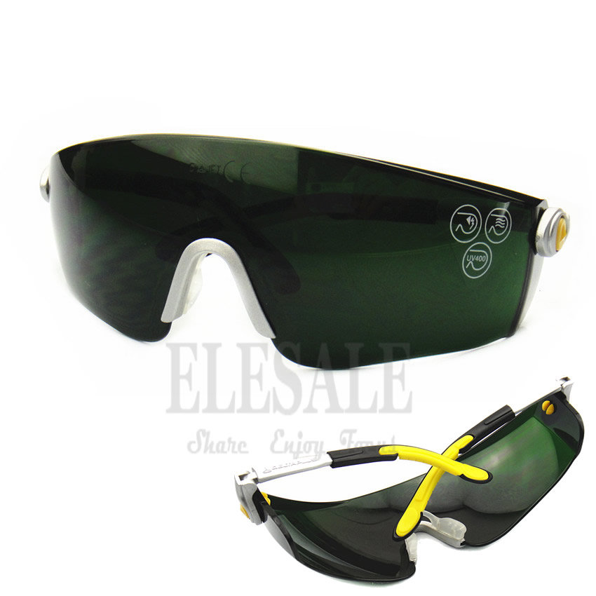High Quality Safety Goggles For Welding Flaming Cutting Brazing Soldering Eye Protector Work Safety Glasses