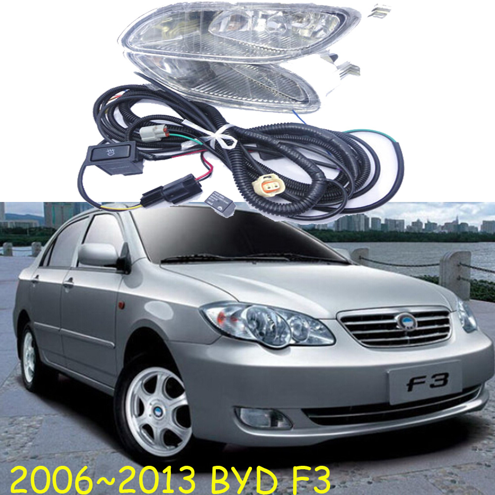 2006~2013,BYD F3 fog light,Free ship!BYD F3 rear light,BYD F3 headlight,F0 F3 F3R S6 S7 чехлы для автокресел boutique s6 s7 f0 f3 g3 g5 l3