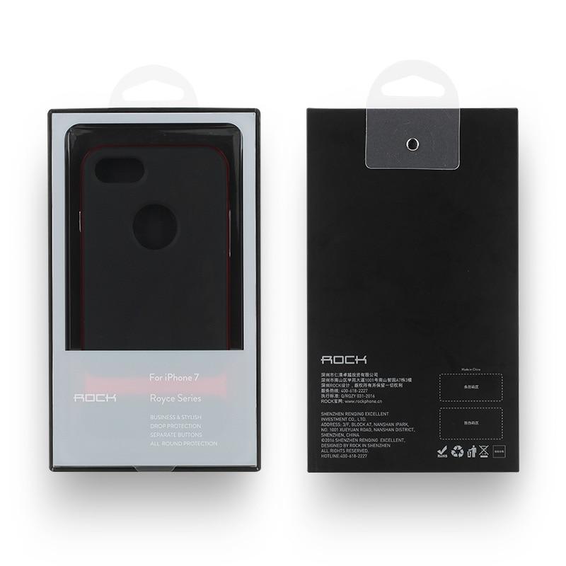 Rock för iPhone 7 7 plus telefonfodral royce Kickstand hållare - Reservdelar och tillbehör för mobiltelefoner - Foto 6