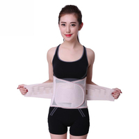 Four Seasons Body Corset Belt Shape Breathable Waist Lumbar Traction To Protect The Waist Belt