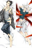 Envío gratis Anime Manga tokio Ghoul 150 x 50 cm 100 x 35 cm funda de almohada cubierta 007