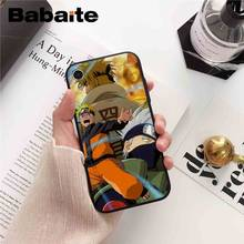 Hokage Naruto anime Phone Case for iPhone 8 7 6 6S Plus 5 5S SE XR X XS MAX