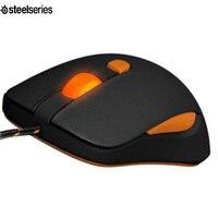 100% Original SteelSeries Kana V2 mouse Óptico Gaming Mouse & ratos Raça Núcleo Profissional Jogo Mouse Óptico com Rato bag
