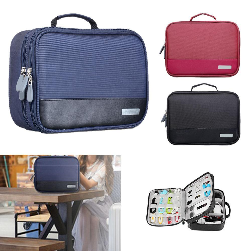 Waterproof Electronic Accessories Bag Organizers For ...