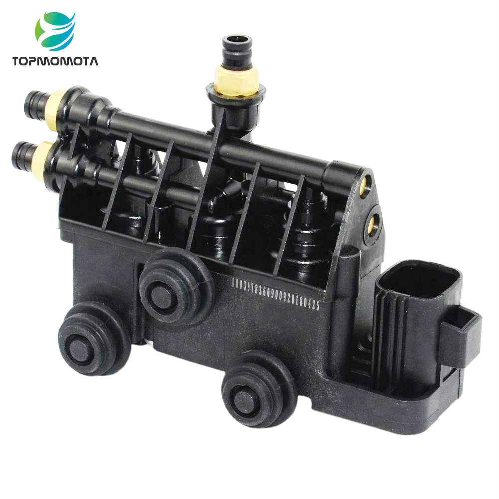 Parts Used Land Rover Discovery Parts Used: RVH000055 Air Suspension System Air Pump Distribution