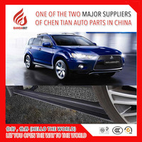 High quality aluminium alloy Automatic scaling Electric pedal side step running board for Outlander