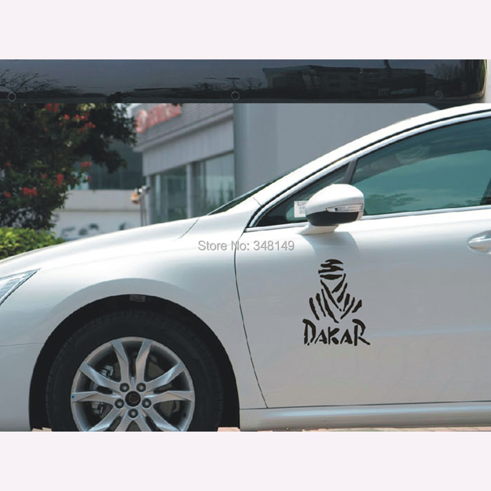 Car body sticker design singapore - Car Sticker Design Cost Dakar Creative Car Stickers And Decal International Motor Sports For Toyota