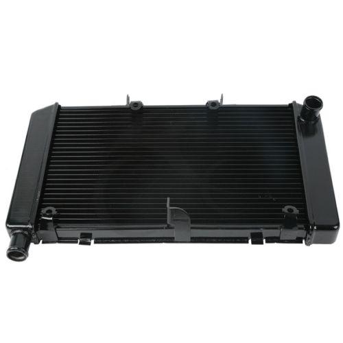 Motorcycle Aluminum Replacement Radiator Cooler Cooling For HONDA CB600 HORNET CBF600 CB 600 CBF 600 2008