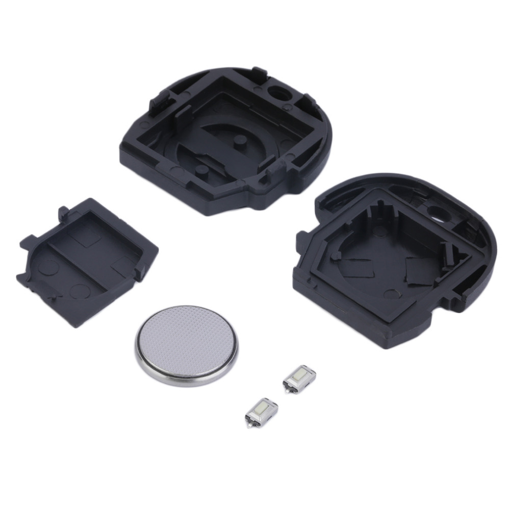 ⑧2 Button Remote ⑥ Key Key Fob Shell For Nissan Primera
