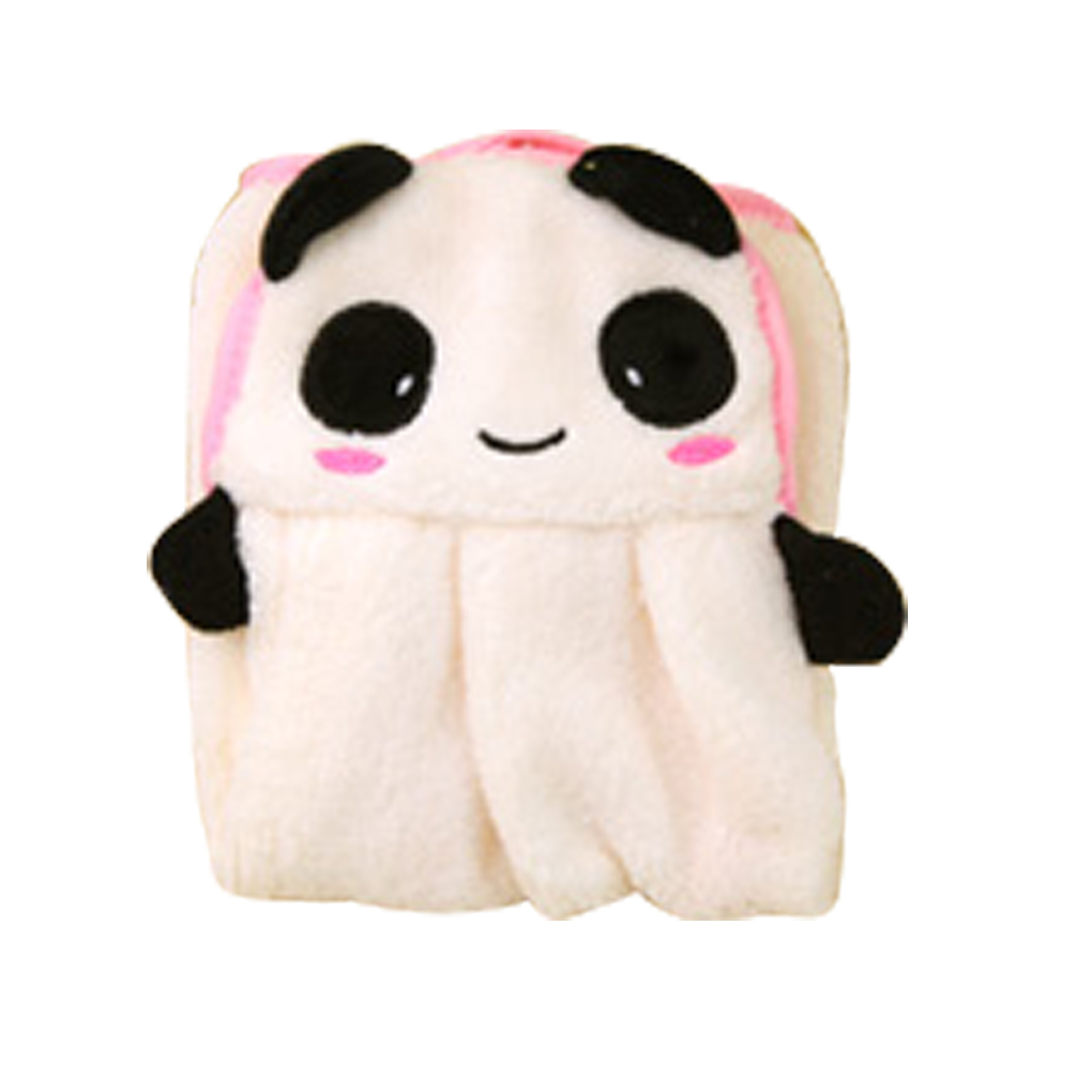 Cartoon Animals Eco-friendly Soft Velvet Towels 3