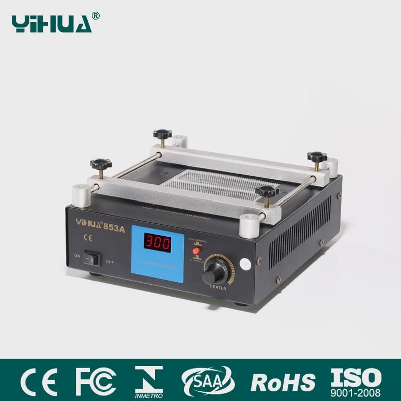 YIHUA 853A BGA digitális kijelző állandó hőmérsékletű - Hegesztő felszerelések - Fénykép 4
