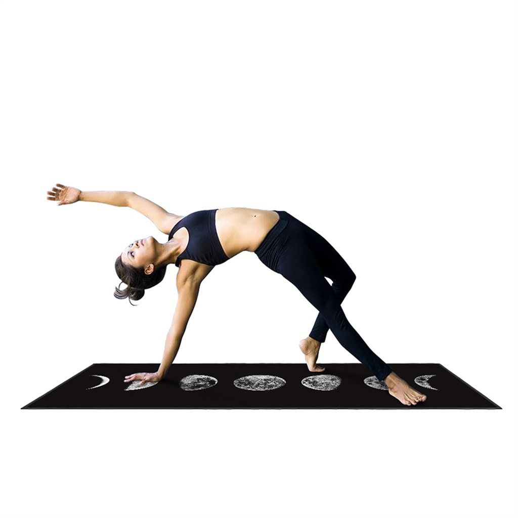 Practical Sports Yoga Mat Non Slip Health Weight Loss