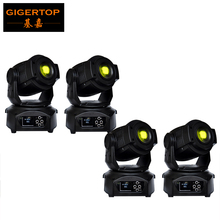 4 xlot 90 watt led spot moving head lichter dj controller für bühne bar disco party dj hochzeit free versand dmx 512 funktion 90 v-240 v