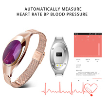 Smart Watch Women bracelet Smart Watches With Blood Pressure Heart Rate Monitor Pedometer Fitness Tracker For Android IOS mujer