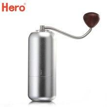 バリコーヒーグラインダー手動コーヒーミルポータブルアルミ合金ステンレス鋼バリコアdiameter60mm