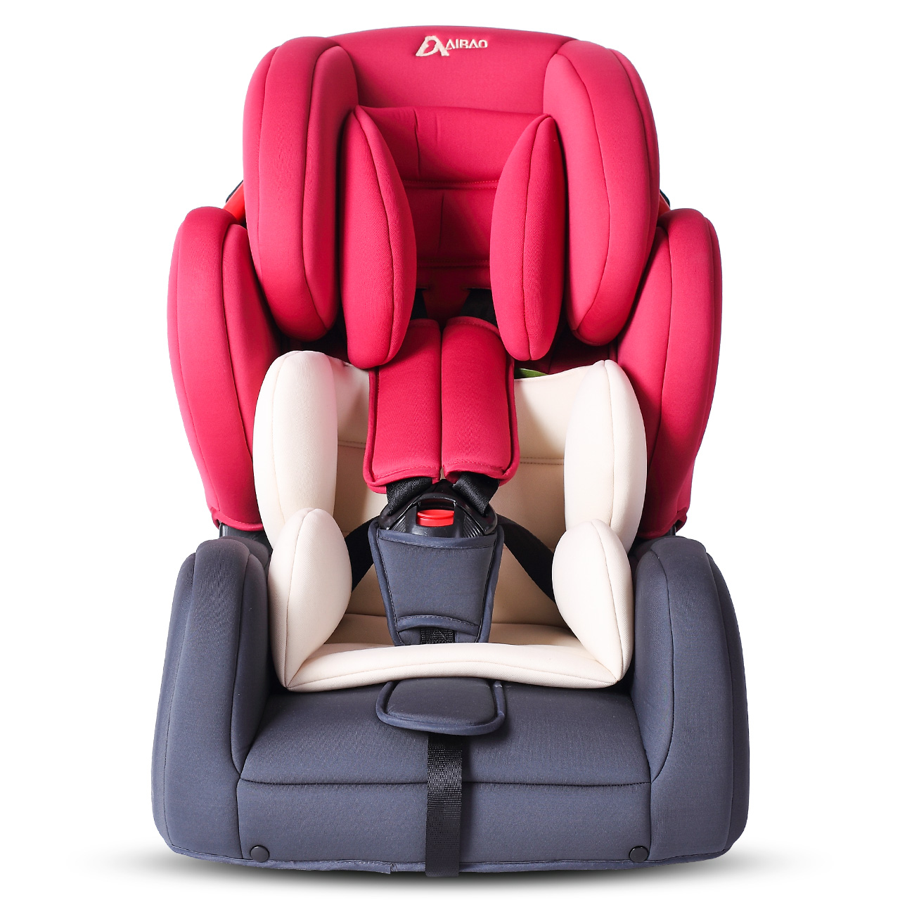 AIBAO Top Quality Child Safety Car Seat With ISOFIX, Baby Chair Used