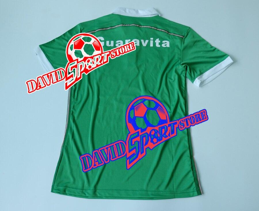 30352be19 camisa Fluminense FC 15 16 soccer jersey best thai quality Fluminense 2016  Green LEO MOURA ELANO HERNANE ZICO football uniform-in Soccer Jerseys from  Sports ...