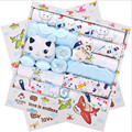 2016 New thick baby boys & girls clothing set 19 pieces gift set for newborns fashion character newborn baby girl clothes