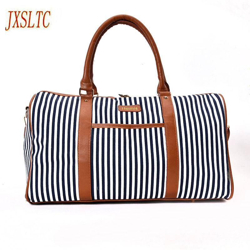 JXSLTC Canvas Leather Women Travel Bag women Travel Duffel Bags Tote Large Weekend Bag Overnight Carry on Luggage Shoulder Bags.JXSLTC Canvas Leather Women Travel Bag women Travel Duffel Bags Tote Large Weekend Bag Overnight Carry on Luggage Shoulder Bags.