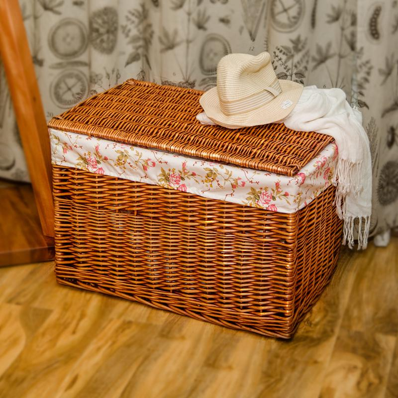 Extra Large Wicker Laundry Basket Interior Design Ideas