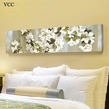 VCC Wall Pictures For Bedroom Apple Blossoms Canvas Painting Quadro Modern Paintings Home Decor Cuadros Picture 2017 No Frame
